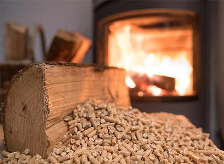 poele granules pellets lesage energies